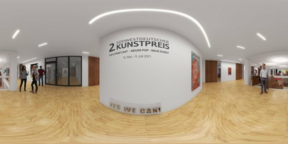 Play '360° - 2. Suedwestdeutscher Kunstpreis